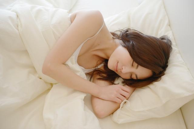 寝る人ほど、嬉しいアレが!