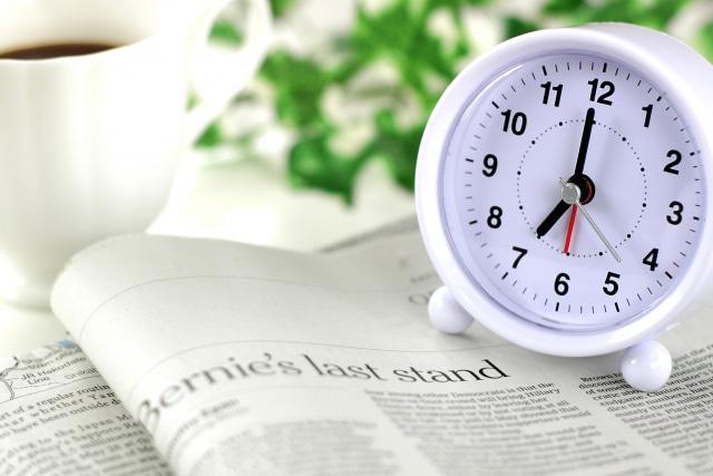 夢花キャンペーン好評につき営業時間を臨時変更します。